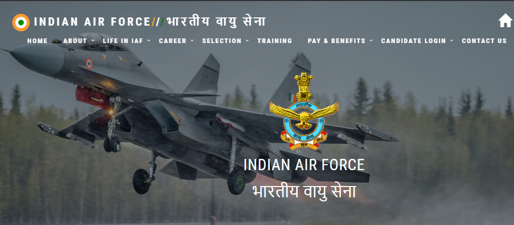 AFCAT 2021 Notification Apply Online
