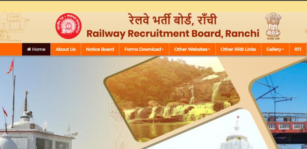 RRB Ranchi NTPC Admit Card 2020