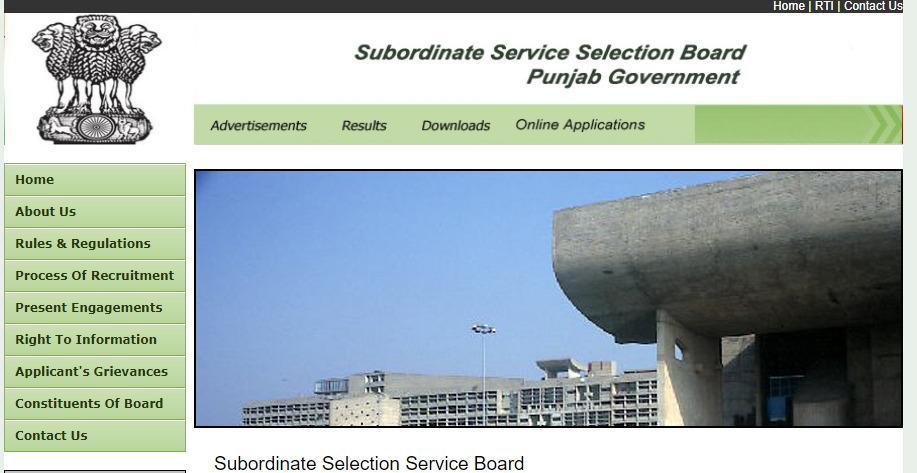 PSSSB Welfare Officer Result 2021