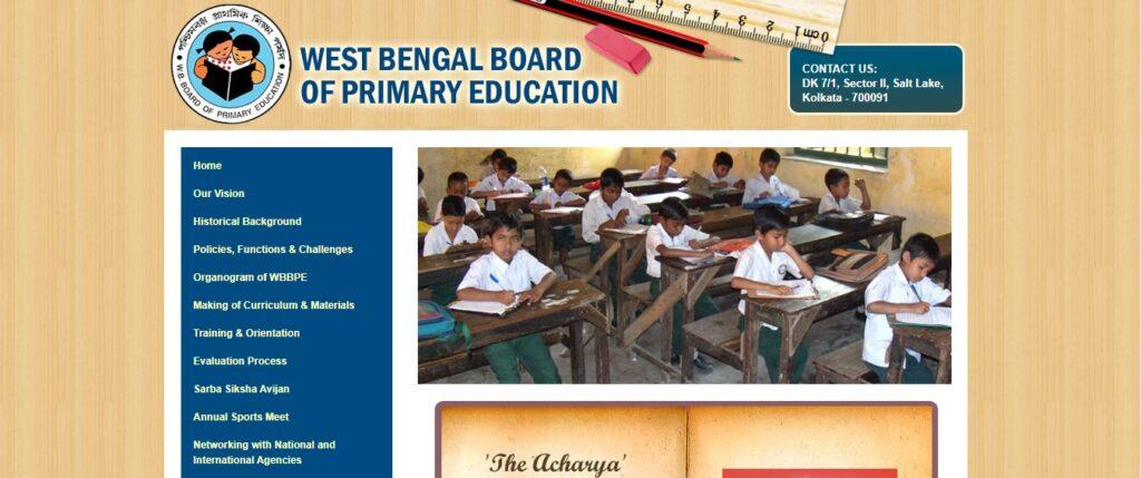 WBTET Result 2021 Date wbbpe.org West Bengal Primary TET Merit List