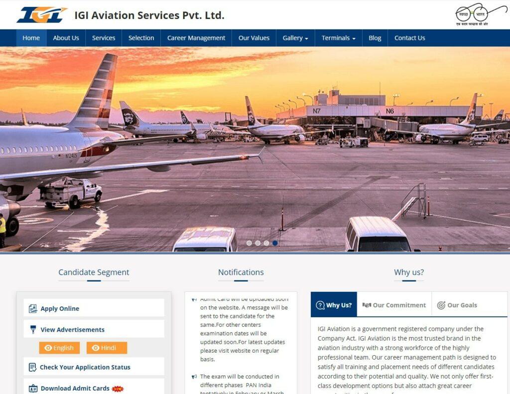 IGI Aviation CSA Online Form 2021