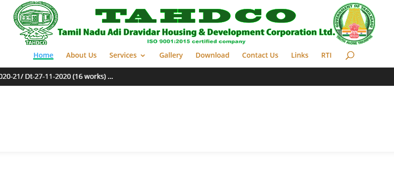 TAHDCO Assistant Engineer Answer Key 2021