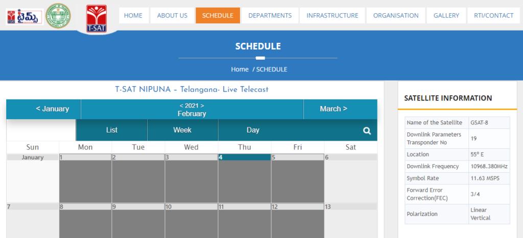 T-SAT Channel List 2021 Schedule