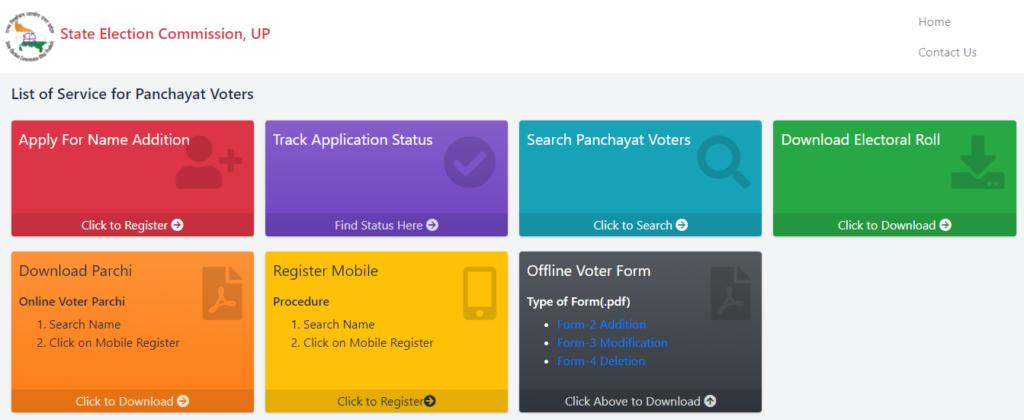 UP Voter ID List 2021