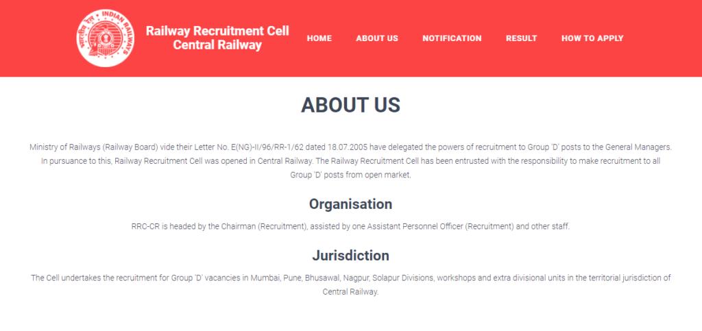 Central Railway Apprentice Result 2021