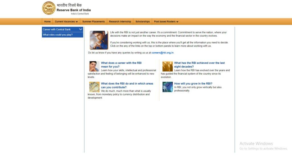 RBI Office Attendant Result 2021 OA Cut Off Merit List