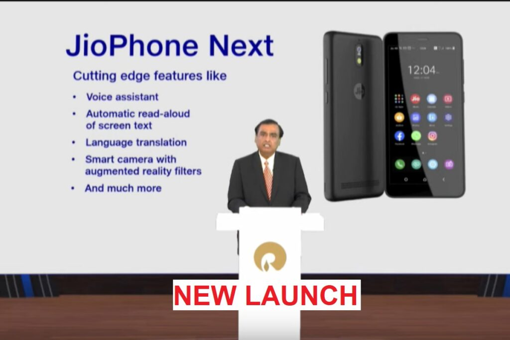 Reliance Jio Smart Phone Release Date, Jiophone Next Feature, Price, Launch
