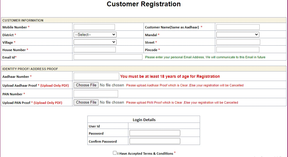 TS Sand Booking SSMMS, tsmiv.cgg.gov.in Registration, Tracking Sand Order