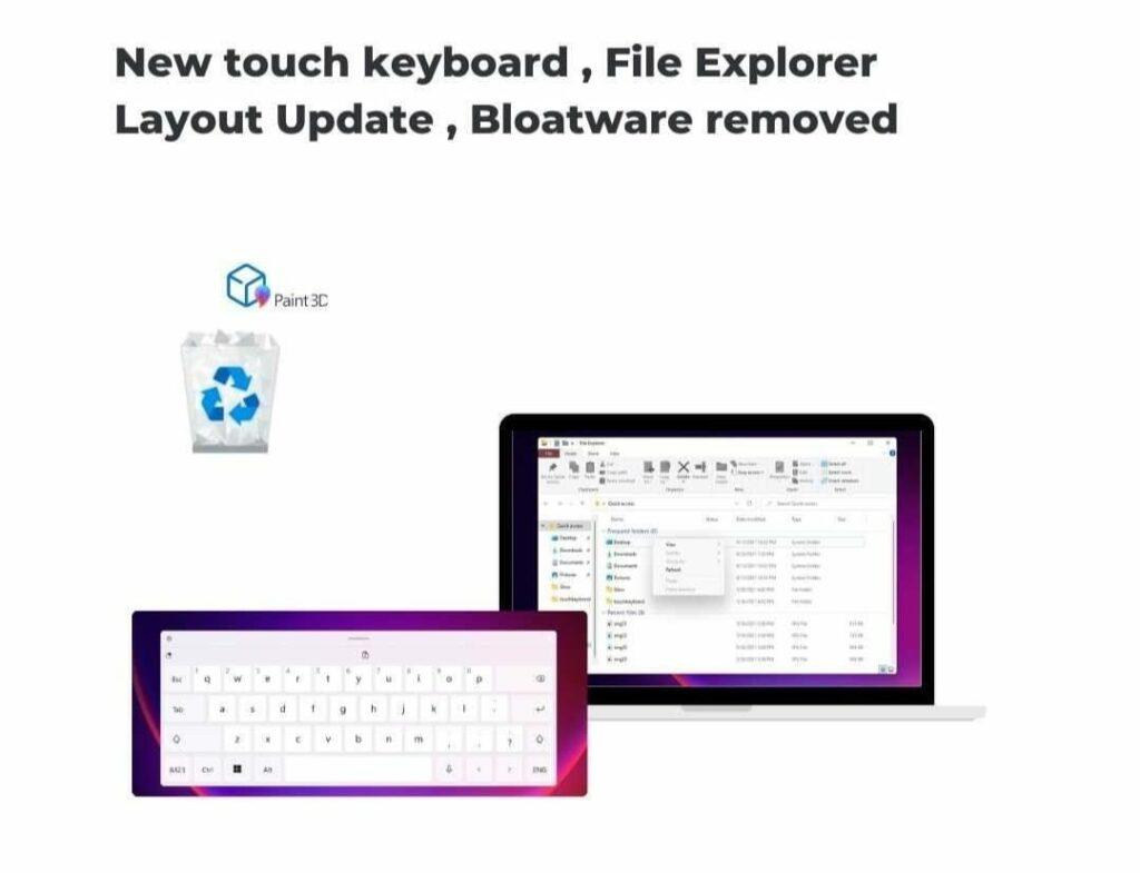 Windows 11 32 64 Bit Downloading process