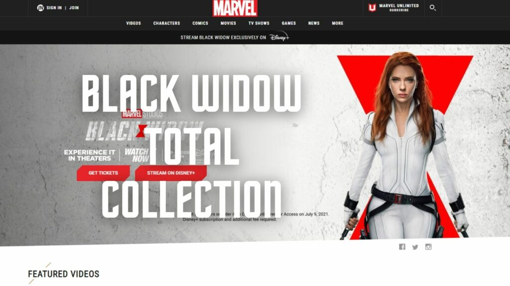 Black Widow Total Collection