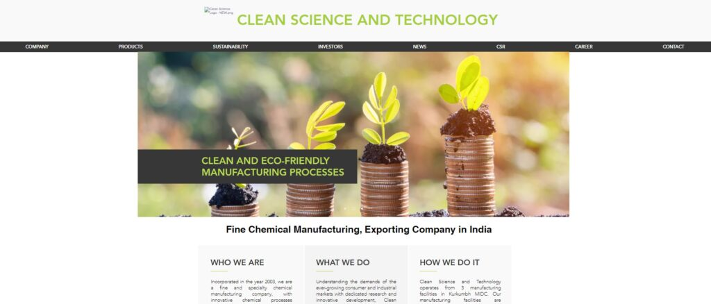 Clean Science IPO Allotment Status Check