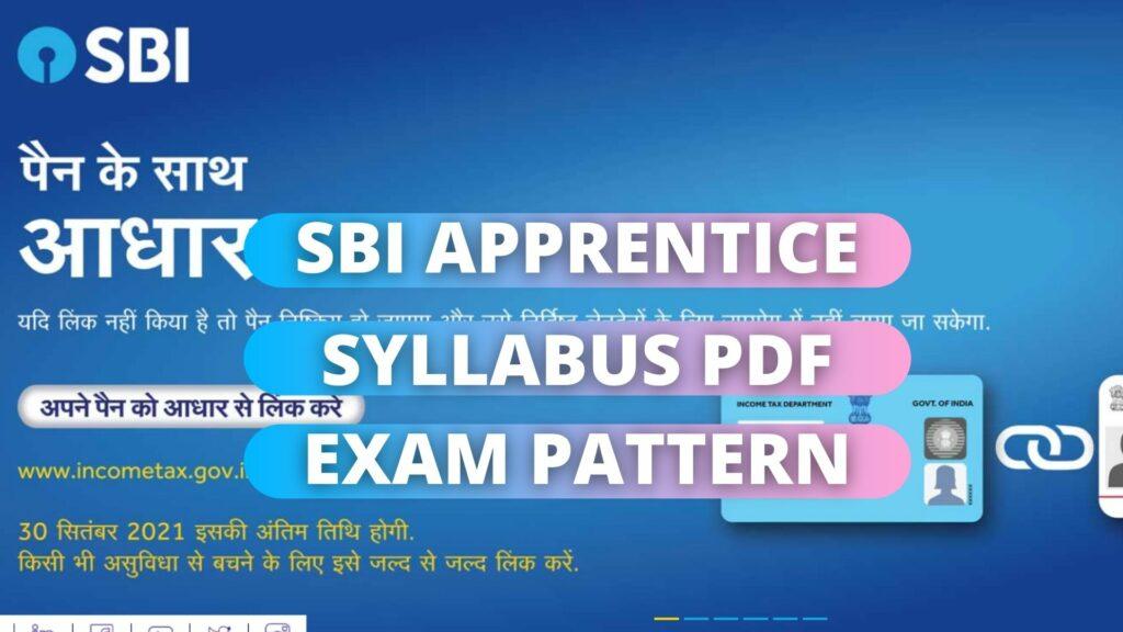 Curriculum for SBI apprentices