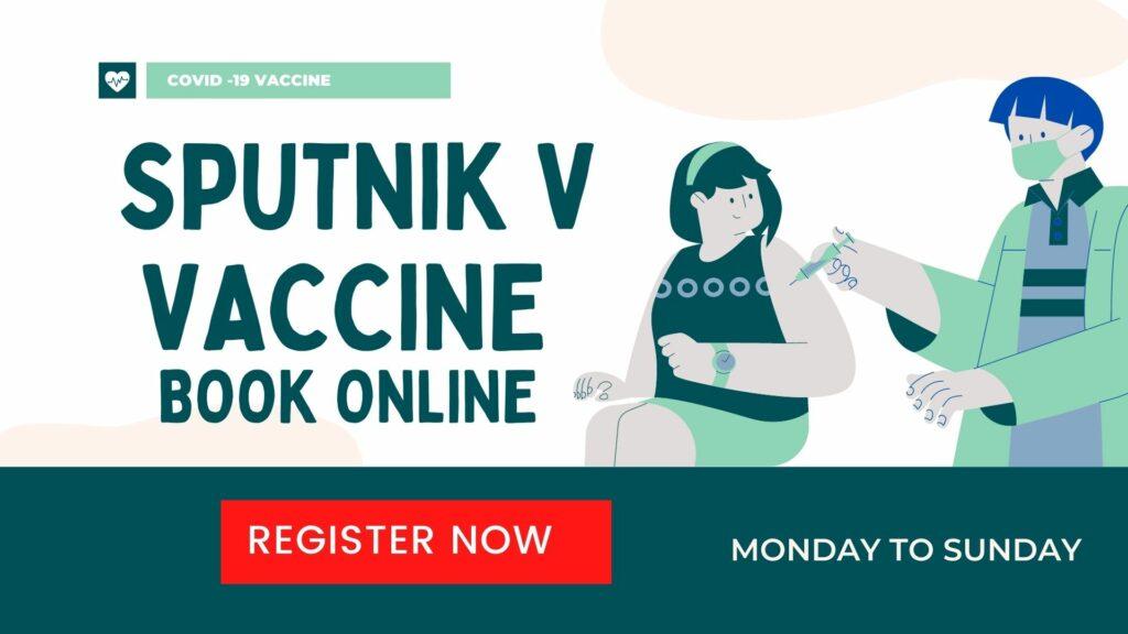 Sputnik V Registration