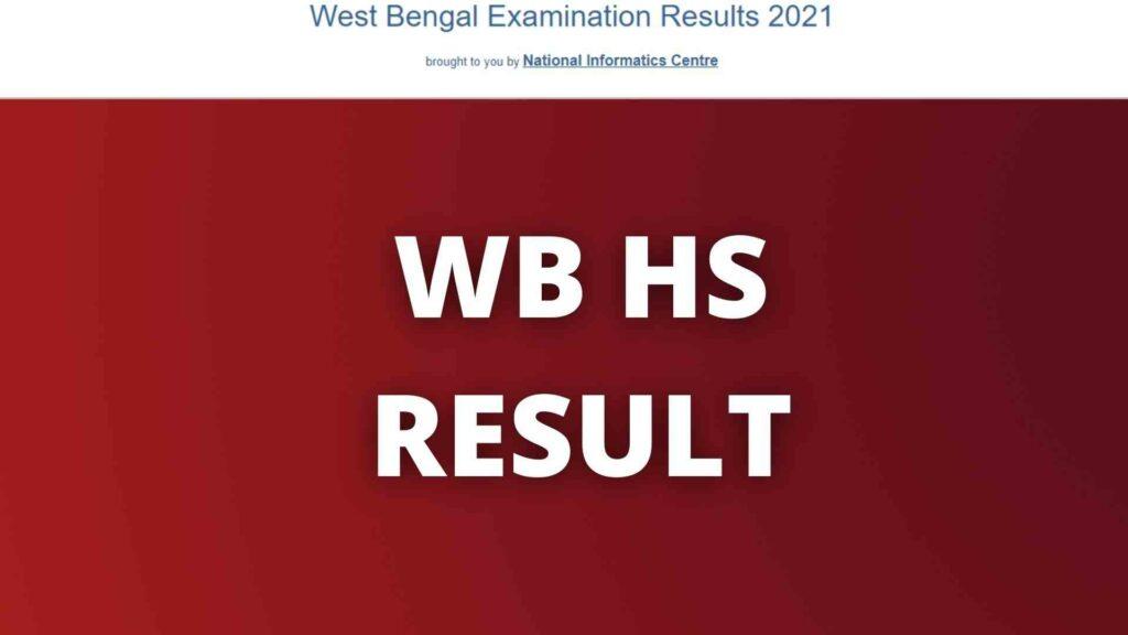 WB HS RESULT