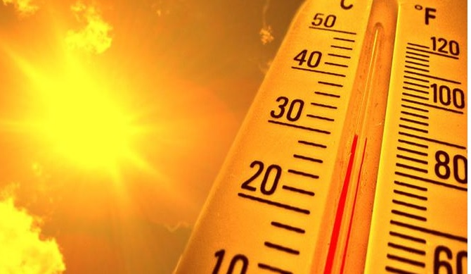 Heat wave in canada