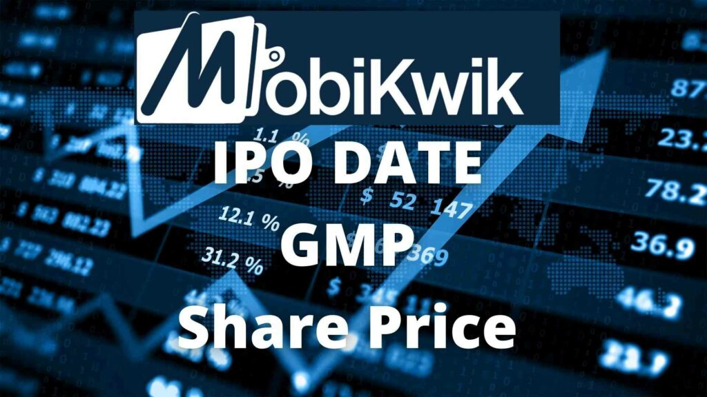 Mobikwik IPO date, GMP, Share Allotment, Price Band