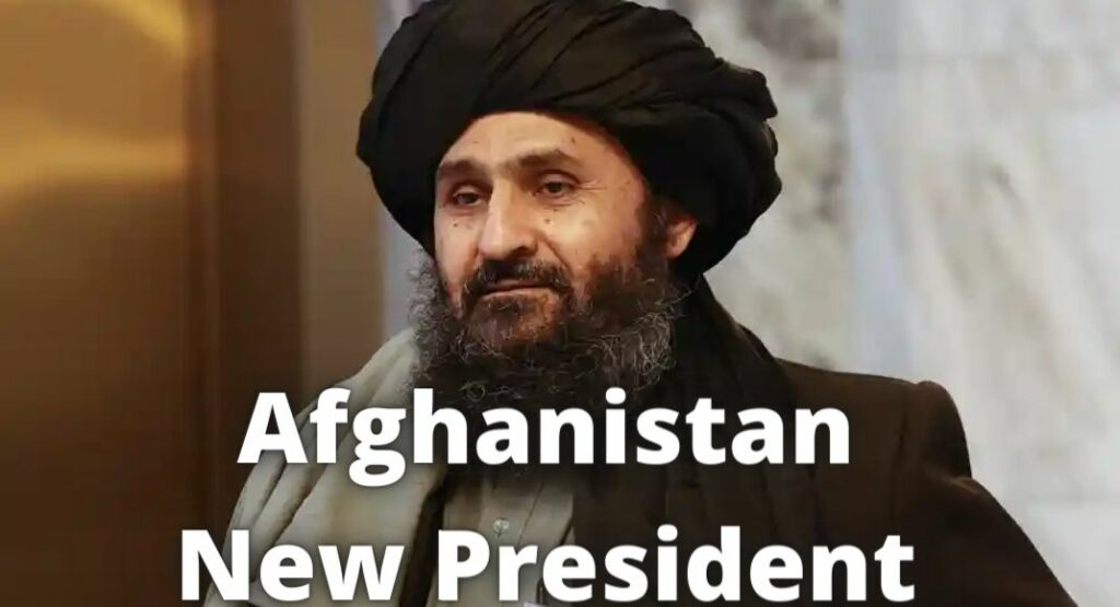 Afghanistan New President