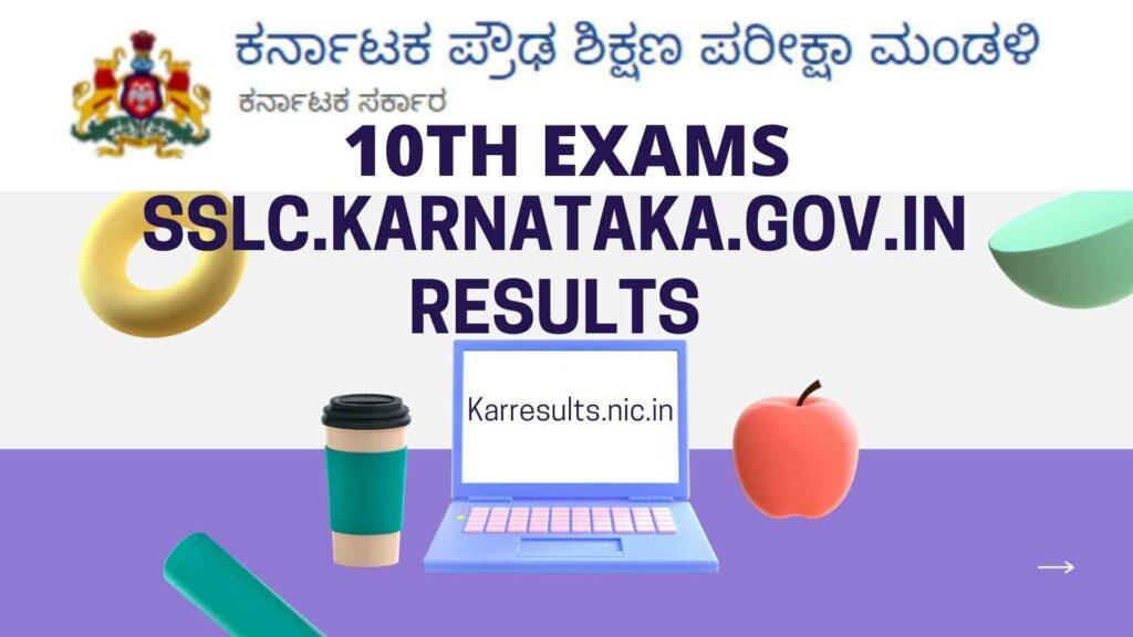 sslc.karnataka.gov.in Result 2021