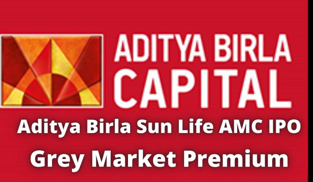 Aditya Birla Sun Life AMC IPO Allotment Status